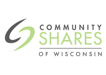 Community Shares of Wisconsin Logo