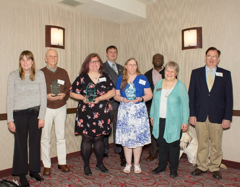 Excellence Award winners
