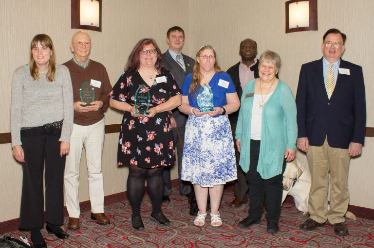 Excellence Award Winners 2018
