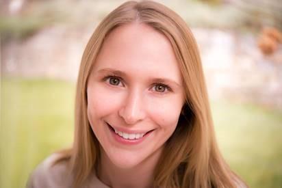 A headshot of Annika Konrad