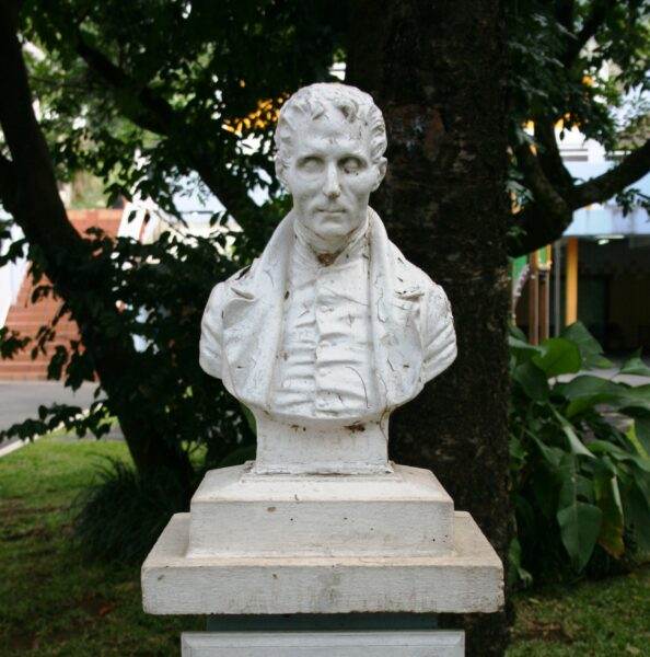 Statue of Louis Braille