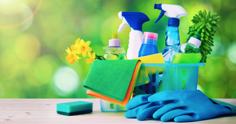 Spring Cleaning Tips to Keep Your Home Tidy