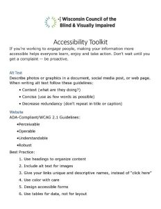 Accessibility Toolkit thumbnail